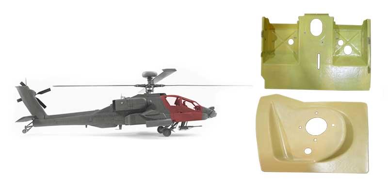 AH-64  Composite Laminate
